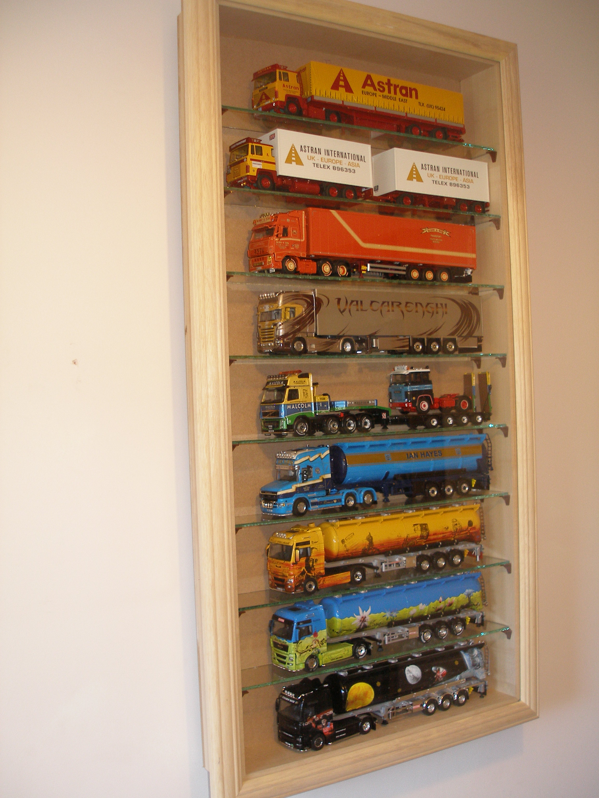 Picture Box Display Case