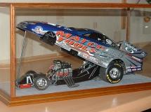 Racing car model