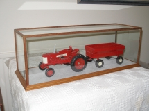 Racliffe Case with Tractor & Trailer