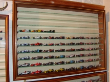 Picture Box Display case of cars