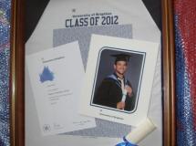 Bespoke Student Memorabilia