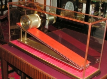 Model Display Case for Digital Clock