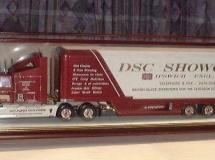 Model Truck Display Case