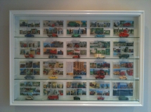 Collectors Wall Display Case