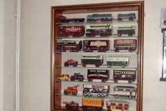 Picture Box Wall Display of Vehicles