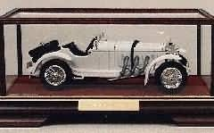 Car in Belmont Display Case