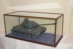 Model Tank in Raclifffe Case