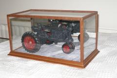 Model Tractor in Case