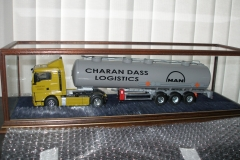 Radcliffe case with lorry and tanker